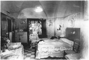 Monolocale a San Berilloo (archivio fotografico Marino)